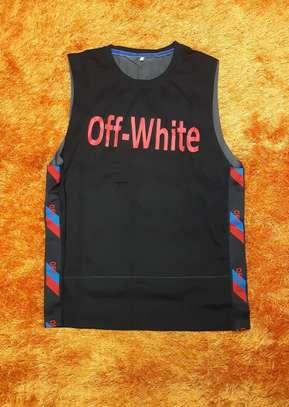 Off-White Body T-Shirt image 1