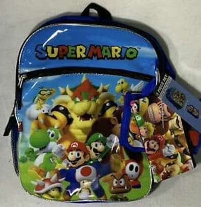 Super Mario Kids Bag image 1