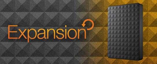 Seagate Expansion Portable 4TB External Hard Drive image 1