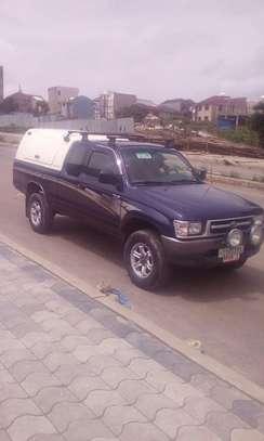 2000 Model Toyota Hilux