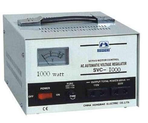 Gatto Fully Automatic 1000 watt Voltage Stabilizer
