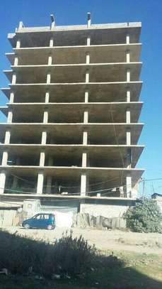 500 Sqm G+9 Building For Sale (Semit)