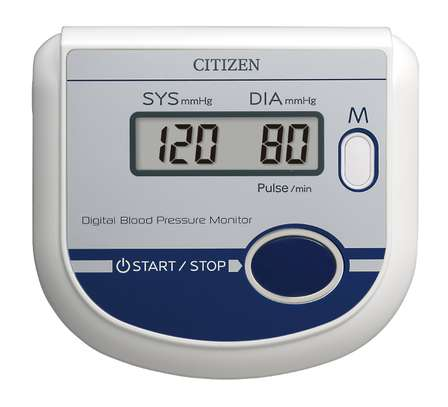 Automatic Digital Blood Pressure Monitor image 1