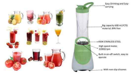 Juice Blender with its Own Drinking Cup