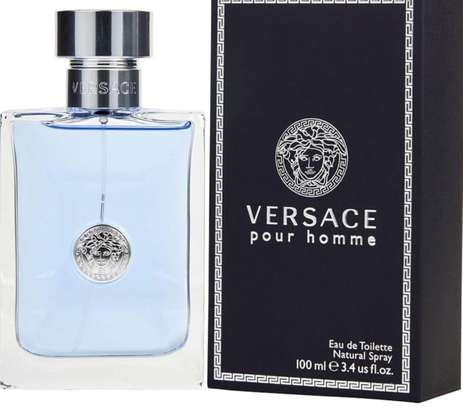 Original Versace Pour Homme Men's Fragrance