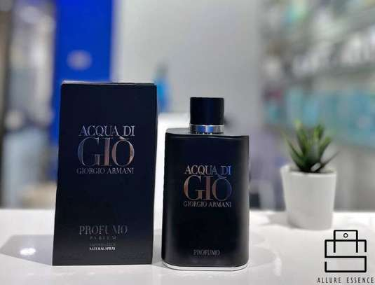 Acqua Di Gio Profumo Giorgio Armani Orginal perfume 125Ml image 1