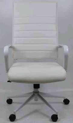 White Berlman Office Chair