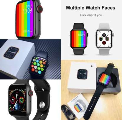 Microwear W34 Plus Smartwatch image 1