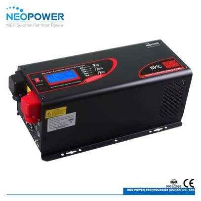 NeoPower 1500W Single Phase 24V Pure Sinewave Inverter with 70A Charger image 1