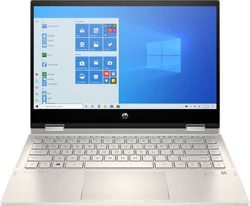 Hp pavilion x360 radus Core i5 256GB ssd 8Gb ram Radius  touch screen image 1