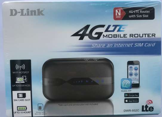 D-Link 4G WiFi Router