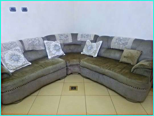 USED SOFA for sell image 2
