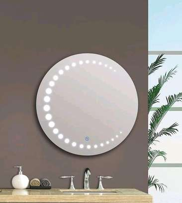 New Modern Digital Bathroom Mirror