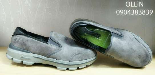 Sketchers Shoes( Cozy Gray ) image 1
