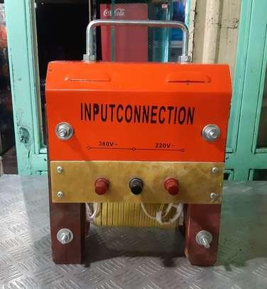 Small Portable Welding Machine image 1