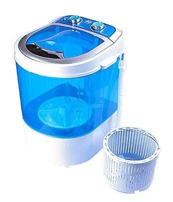 3 kg Portable Mini Washing Machine with Dryer Basket