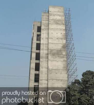 Under Construction B+G+8 Mixed use building for sale in Kazanchise