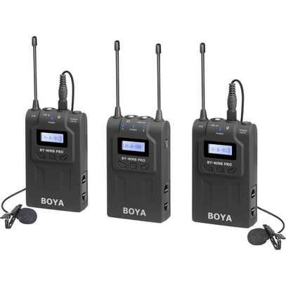 boya wireless microphone image 9