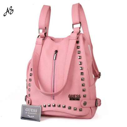 Assorted Colors Guess Backpack