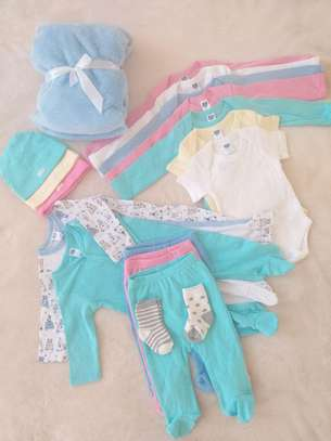 15 Pcs Baby Clothes