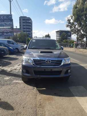 Toyota Hilux Extra Cab With Driver For Rent image 3