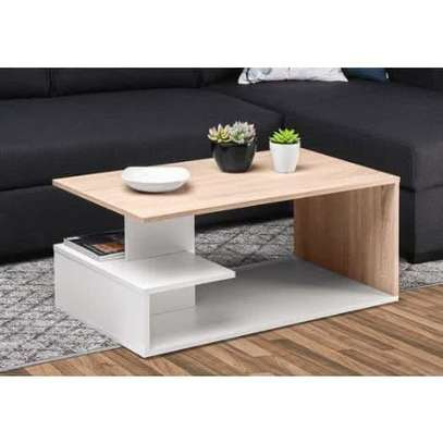 Wooden Sofa Table image 1