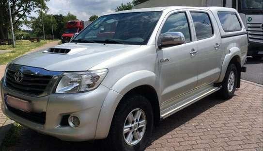 2012 Model-Toyota Hilux D4D Double Cab