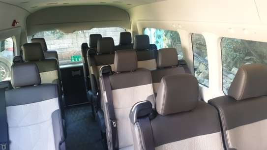Toyota Hiace For Rent image 3