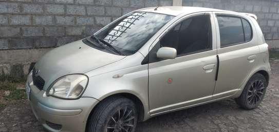 2002 Model-Toyota Vitz image 4