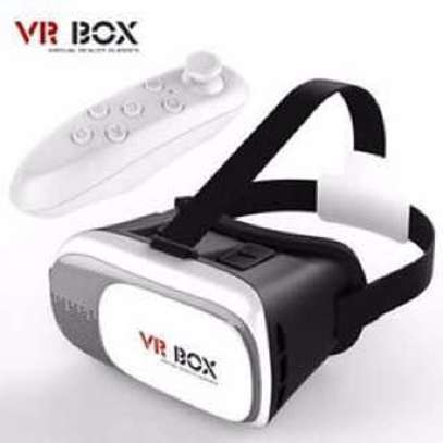 VR BOX 3D and WithThe Remote Control