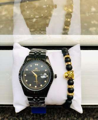 Mema Watch + Bracelet