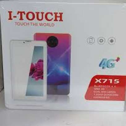 i-Touch Tablet With Touch Pen image 3