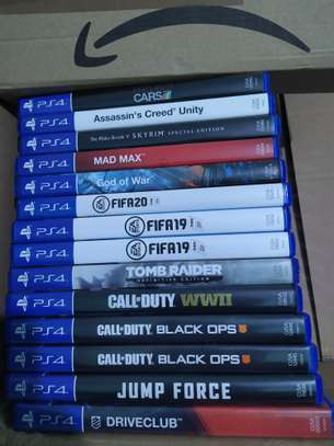 PlayStation 4 games used in Germany. Originality is Guaranteed .ps4