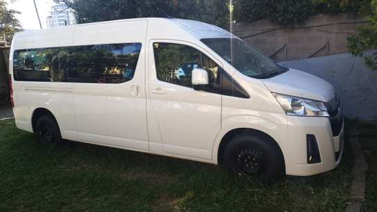 Toyota Hiace For Rent image 2