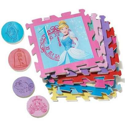 8pcs Puzzle Mat