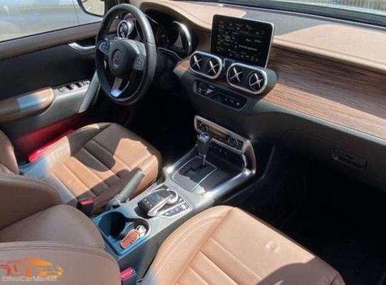 2020 Model Mercedes X-Class
