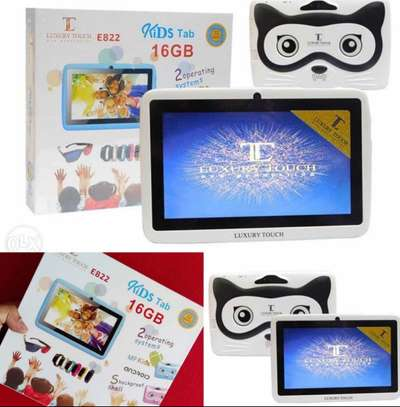 New Luxury Touch E822 Kids Tablet image 1