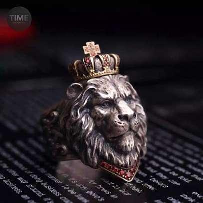 Lion of Judah Ring image 1
