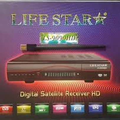 life star 9090 with wifi antenna image 1