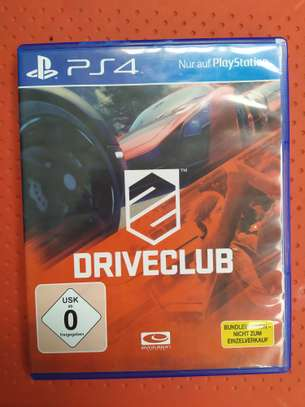 Project Cars And Drive Club ( Used in Germany never been used in ET9