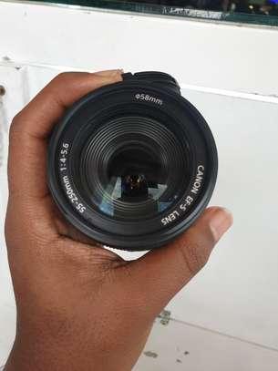 Canon 55-250mm lense image 2