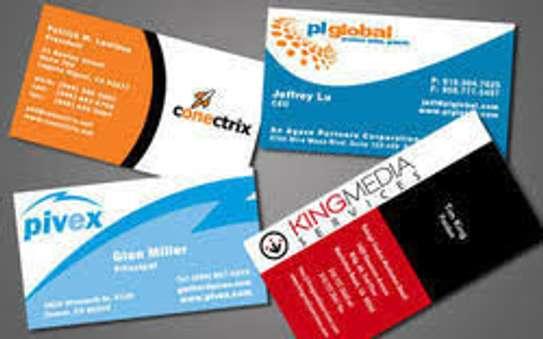 Business Card Design & Print image 5