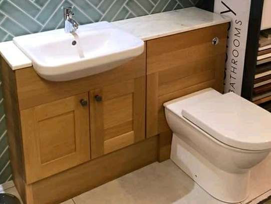 Combined Two In One Wash Basin image 1