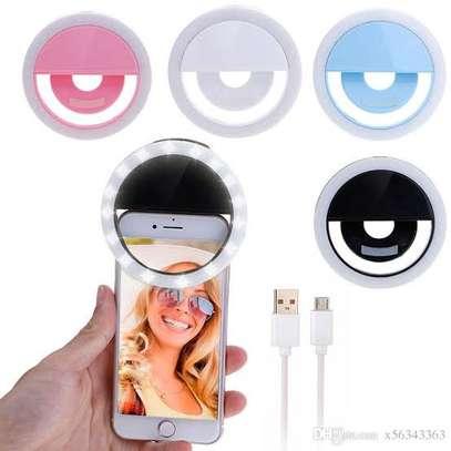 Selfie Ring Light image 1