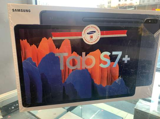 Samsung Tab s7plus 256gb image 2