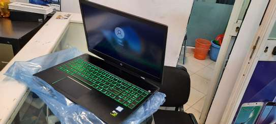 Hp pavilion    power gaming  Intel core i5 with Octa-core processor 9th generation image 1