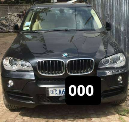 2008 Model BMW X5 image 3