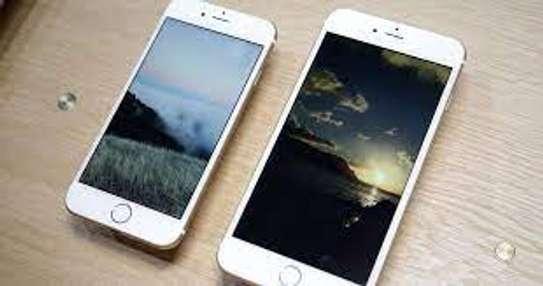 apple iphone 6plus 16 gb almost new image 1