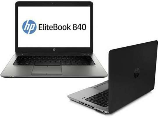 Brand new    Hp elite      book 840 core i5  500 GB hdd image 1