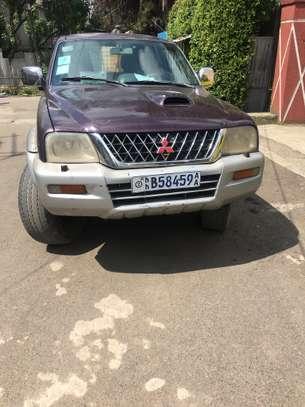 2002 Model-Mitsubishi